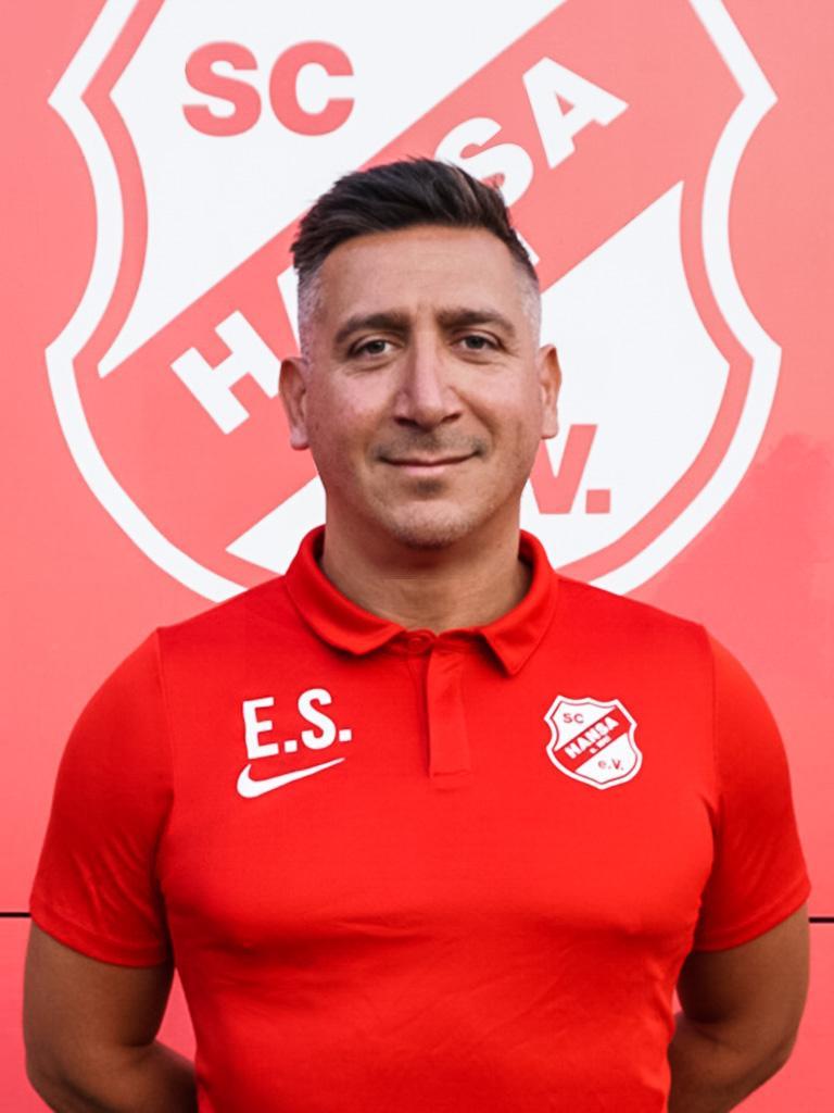 Trainer <br> Erkan Sancak